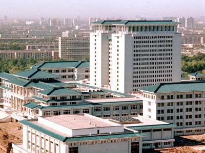 北京图书馆新馆